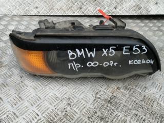Запчасть фара передняя правая BMW X5 1999-2003