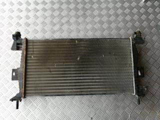 Запчасть радиатор двс Ford Focus 3 2011-2016