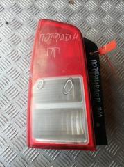 Запчасть фонарь наружный задний левый Nissan Pathfinder 2005-2014