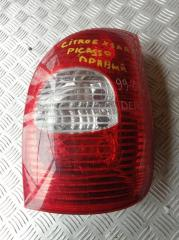 Запчасть фонарь наружный задний правый Citroen Xsara Pikasso 1999-2010