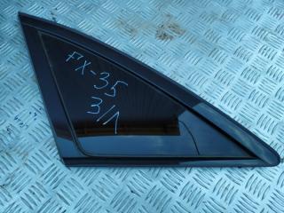 Запчасть стекло кузовное заднее левое Infiniti FX35 2003-2008