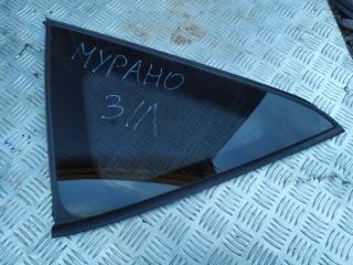 Запчасть стекло кузовное заднее левое Nissan Murano 2008-2015