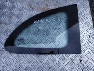 Запчасть стекло кузовное заднее правое Kia Rio 2002-2005