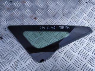 Запчасть стекло кузовное переднее правое Honda Civic 4D 2005-2008