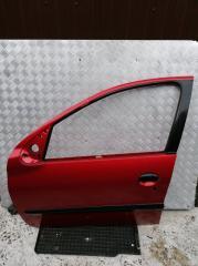 Запчасть дверь передняя левая Peugeot 206 2007