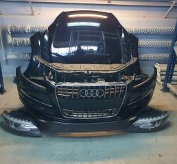 Запчасть ноускат передний Audi Q7 2013