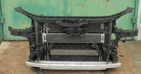 Запчасть телевизор с радиаторами передний Audi Q7 2013