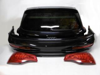 Запчасть кузовной комплект задний Audi Q7 2013
