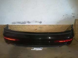 Запчасть бампер задний Audi Q7 2013