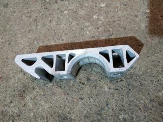 Запчасть кронштейн крепления стабилизатора Audi Q7 2013