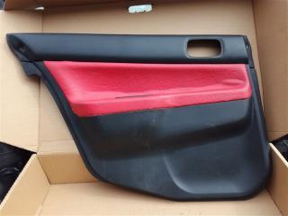 Запчасть обшивка двери задняя левая Mitsubishi Lancer 9 2003-2008