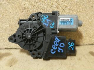 Запчасть моторчик стеклоподъемника задний левый Kia Ceed 2012-