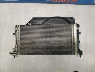 Запчасть радиаторы (кассета в сборе) Skoda Fabia 2012