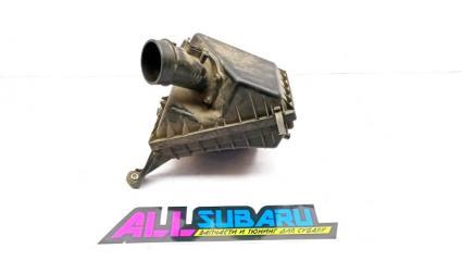 Впуск SUBARU Impreza 2000 - 2007
