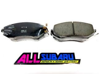 Тормозные колодки передние переднее SUBARU Impreza 2000 - 2015