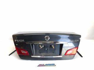 Запчасть крышка багажника задняя NISSAN Fuga 2007 - 2009