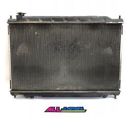 Запчасть радиатор охлаждения двигателя передний NISSAN Murano 2002 - 2007