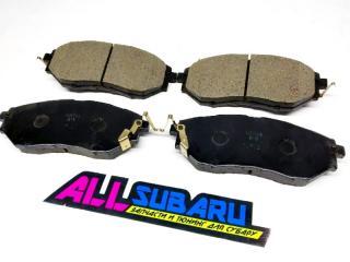 Тормозные колодки передние переднее SUBARU Forester 2003 - 2013