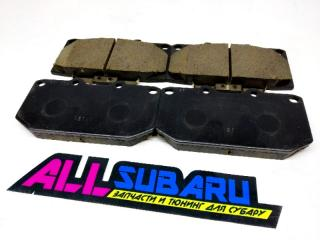 Тормозные колодки передние переднее SUBARU Impreza WRX STI 1996 - 2007