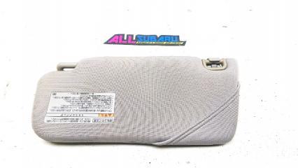 Козырек солнцезащитный правый SUBARU Impreza WRX STI 2006 - 2007