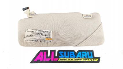 Козырек солнцезащитный передний правый SUBARU Legacy 2003 - 2009