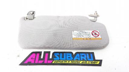 Козырек солнцезащитный левый SUBARU Impreza WRX STI 2005