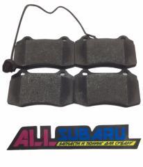 Тормозные колодки передние SEAT Leon 2002 - 2006