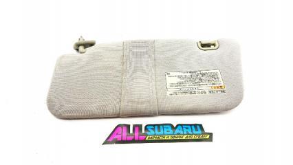 Козырек солнцезащитный правый SUBARU Forester 2003-2005