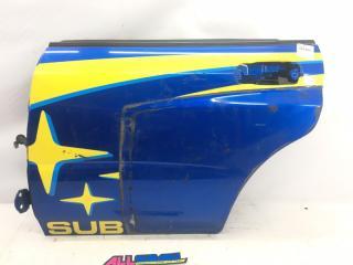 Дверь задняя левая задняя левая SUBARU Impreza WRX STI 2000 - 2007