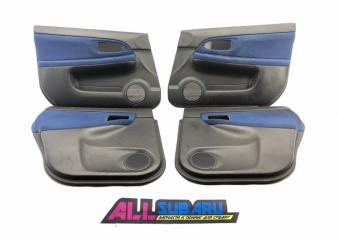 Обшивка двери Subaru Impreza WRX STI 2003 - 2005