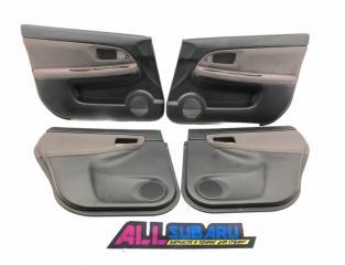 Обшивка двери Subaru Impreza WRX 2006 - 2007