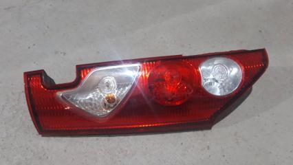 Запчасть фонарь задний левый Renault Kangoo 2011