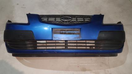 Запчасть бампер передний Kia Rio 2 2006