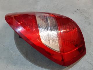 Запчасть фонарь задний правый Mercedes-Benz А160 2012