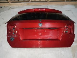 Запчасть крышка багажника Dodge Journey 2009