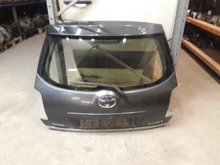 Запчасть крышка багажника Toyota Auris