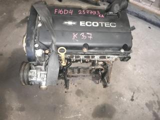 Запчасть двигатель Chevrolet Cruze 2011