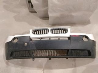 Запчасть бампер передний BMW X3