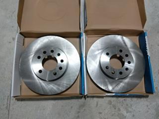 Запчасть тормозной диск Opel Astra H