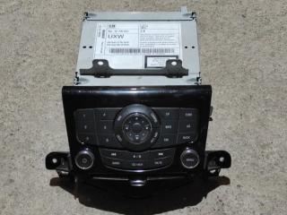 Запчасть магнитола Chevrolet Cruze 2012