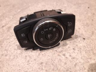 Запчасть блок света фар Ford Focus 3 2012