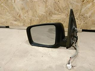 Запчасть зеркало левое Nissan X-TRAIL 2009