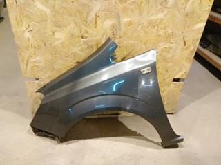 Запчасть крыло левое Opel Zafira B 2009