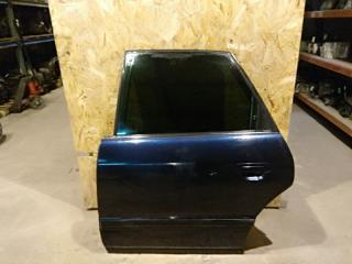 Запчасть дверь задняя левая Audi 100 1993