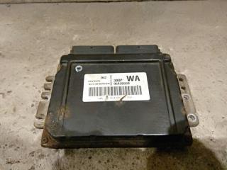 Запчасть блок управления двигателем Chevrolet Aveo 2008