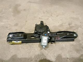 Запчасть стеклоподъемник задний левый Ford Focus 3 2012