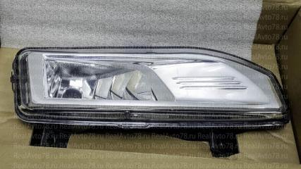 Фара противотуманная Nissan Qashgai J11 2019 лев.