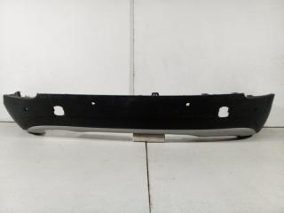 Запчасть накладка заднего бампера BMW X1 2009-2012