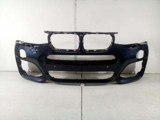 Запчасть бампер передний BMW X3 2010-2017