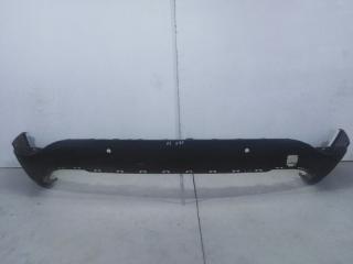 Запчасть бампер задний (нижняя часть) задний BMW X1 2009